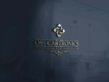 OS Cartonics logo and visitcard design contest