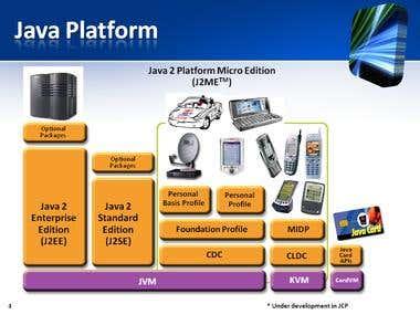 Our Advanced Java Capabilities