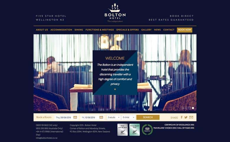 Bolton Hotel   Freelancer