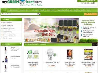 www.Mygreenkart.com