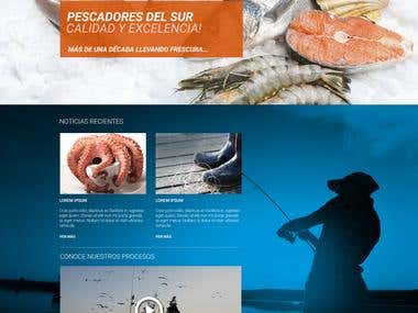Pescadores del sur