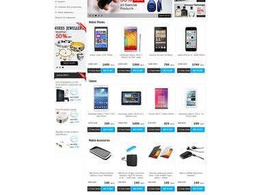 Crazy Deals Website