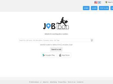 Job Portal like Monster + GPS based search