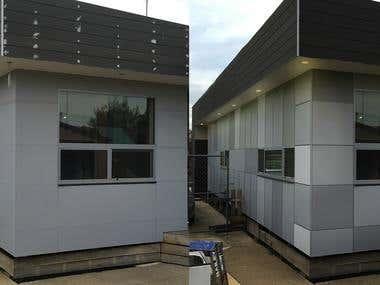 House Exterior Colour Scheme Design