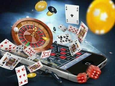 Review writing project - online casinos