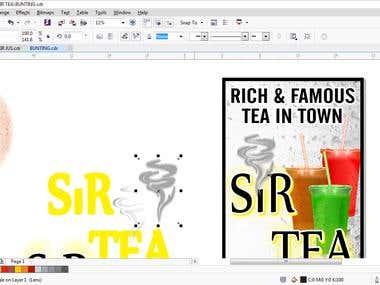 Sir Tea Banner