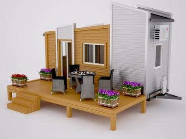 Tiny House design...