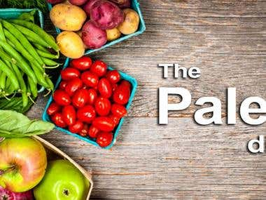 Article writing project - Paleo diet topic