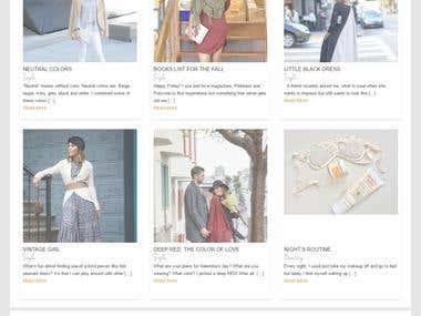 fashionable site