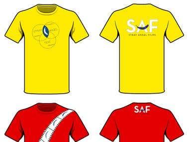 Photoshop - T-Shirt designs