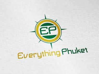 wining logo for everything phuket contest
