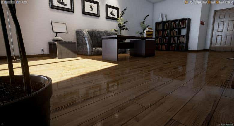 3D interior rendering | Freelancer