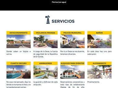 Condeaventuras site