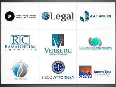 Law-Solicitors-Lawyers- Logos