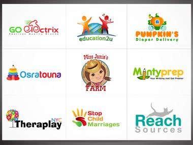 Mascot-Illustrative-Logos