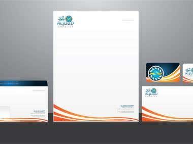 Stationery Kit Designs