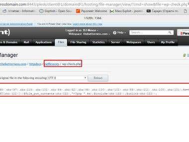 Malware removal Kishandchips.com