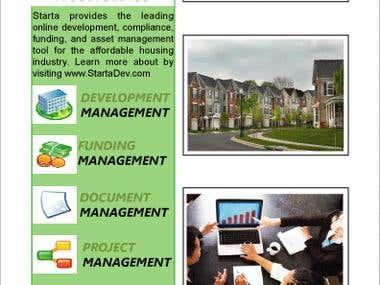 Starta Development Incorporated-Brochure Design