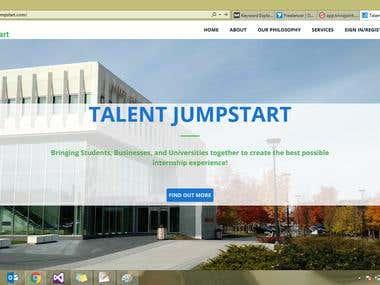 Talent Jump Start