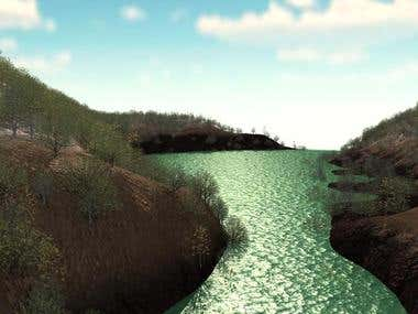 Photo realistic rendering