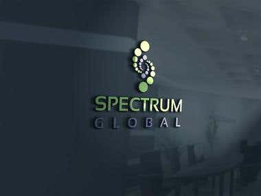 Logo for Spectrum Global