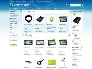 Geooco.™ Store