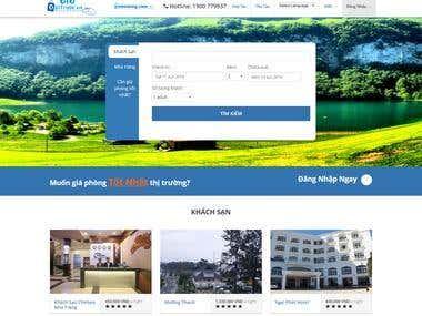 Hotel & Travel Booking