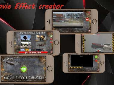 Movie Effect Creator