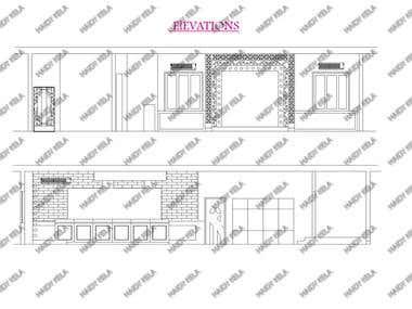 AutoCAD Plan Design