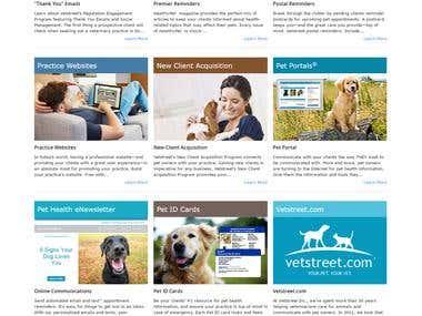 Drupal based Pet Portal