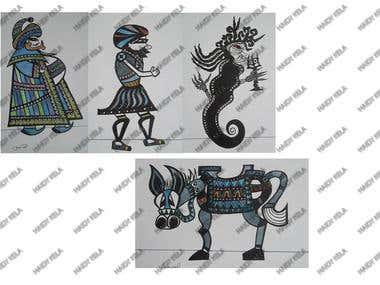 Shadow Puppet Design