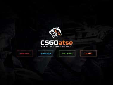 Front-end for csgoatse.com