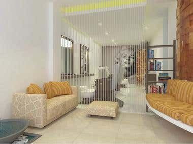 Solon Interior rendering