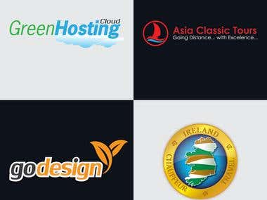 Logo designing projects