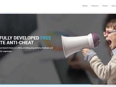 WordPress Template creation