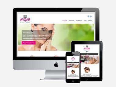 #Avşar - A Wordpress Development & Design