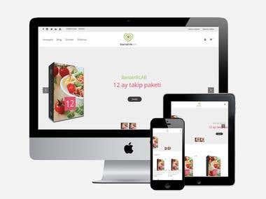 #Bariatriklab - A Wordpress & Woocommerce Development