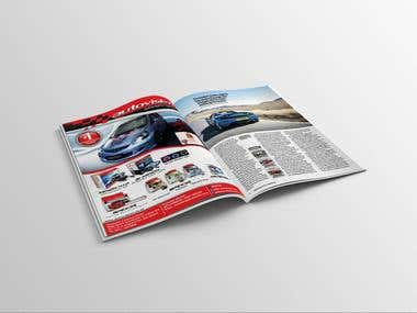 Magazine Ads / Print Ads design