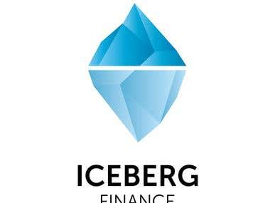 Logo for Iceberg Finance