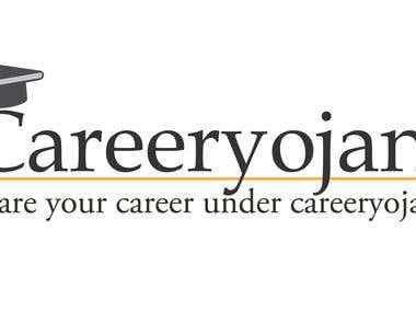 CareerYojana logo design