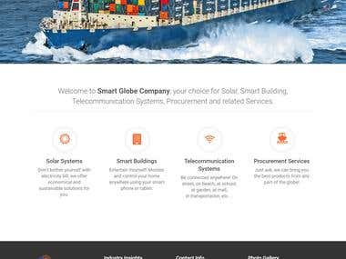 Smart Globe Company Website