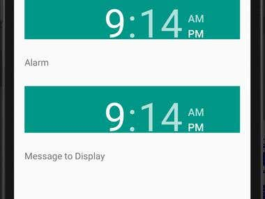 Bluetooth Clock Synchronization Android App