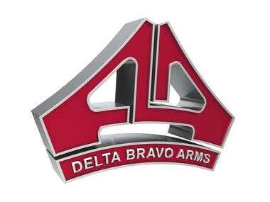 Delta Bravo Arms Logo