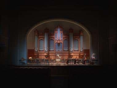 Philarmonie Hall