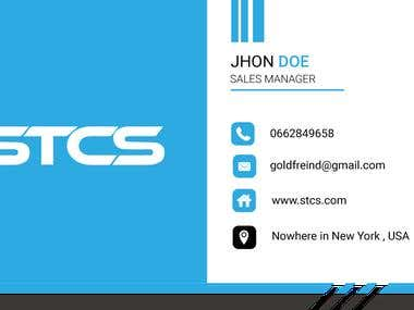 STCS Business Card