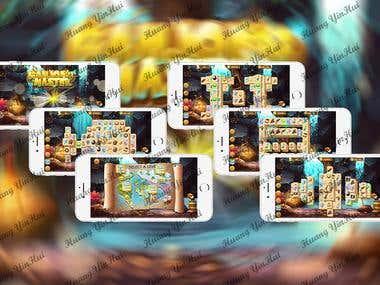 Mahjong  Game Application