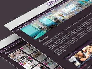 Convert PSD files to WordPress site