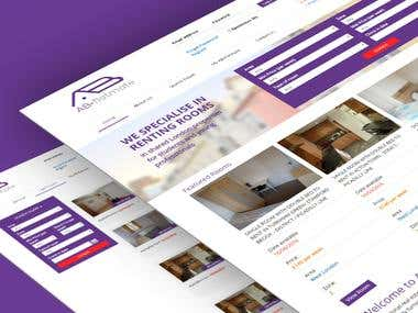 Booking WordPress site for Students and Young professional