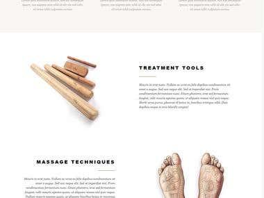 'Massage' Theme
