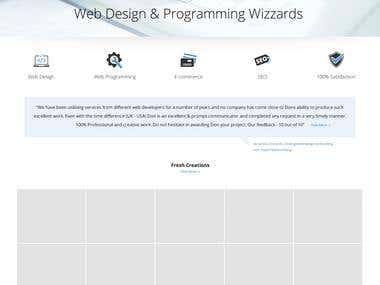 Donstudio.com web design guru